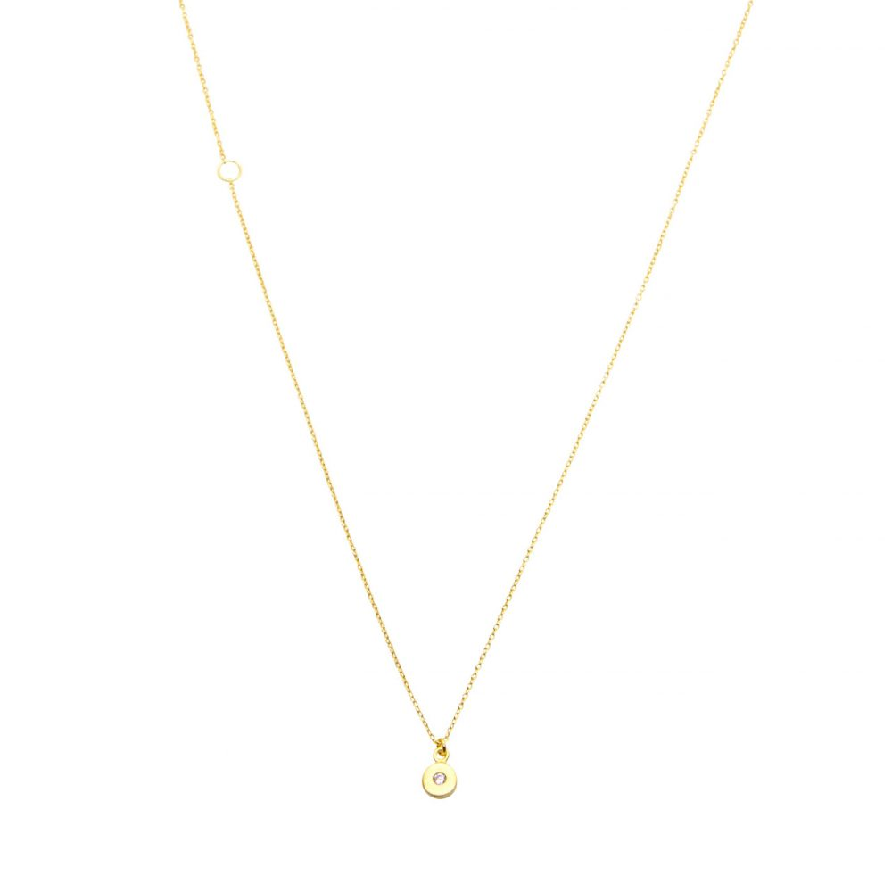 MINE Jewellery LITTLE MOON Gold 1
