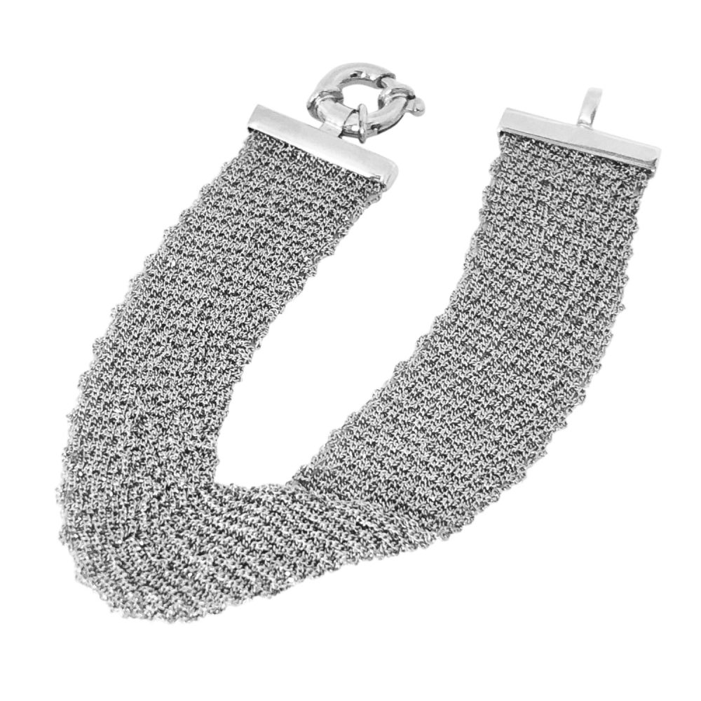 MINE Jewellery MESH Silber 1