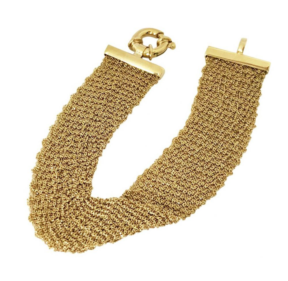 MINE Jewellery MESH Gold 1