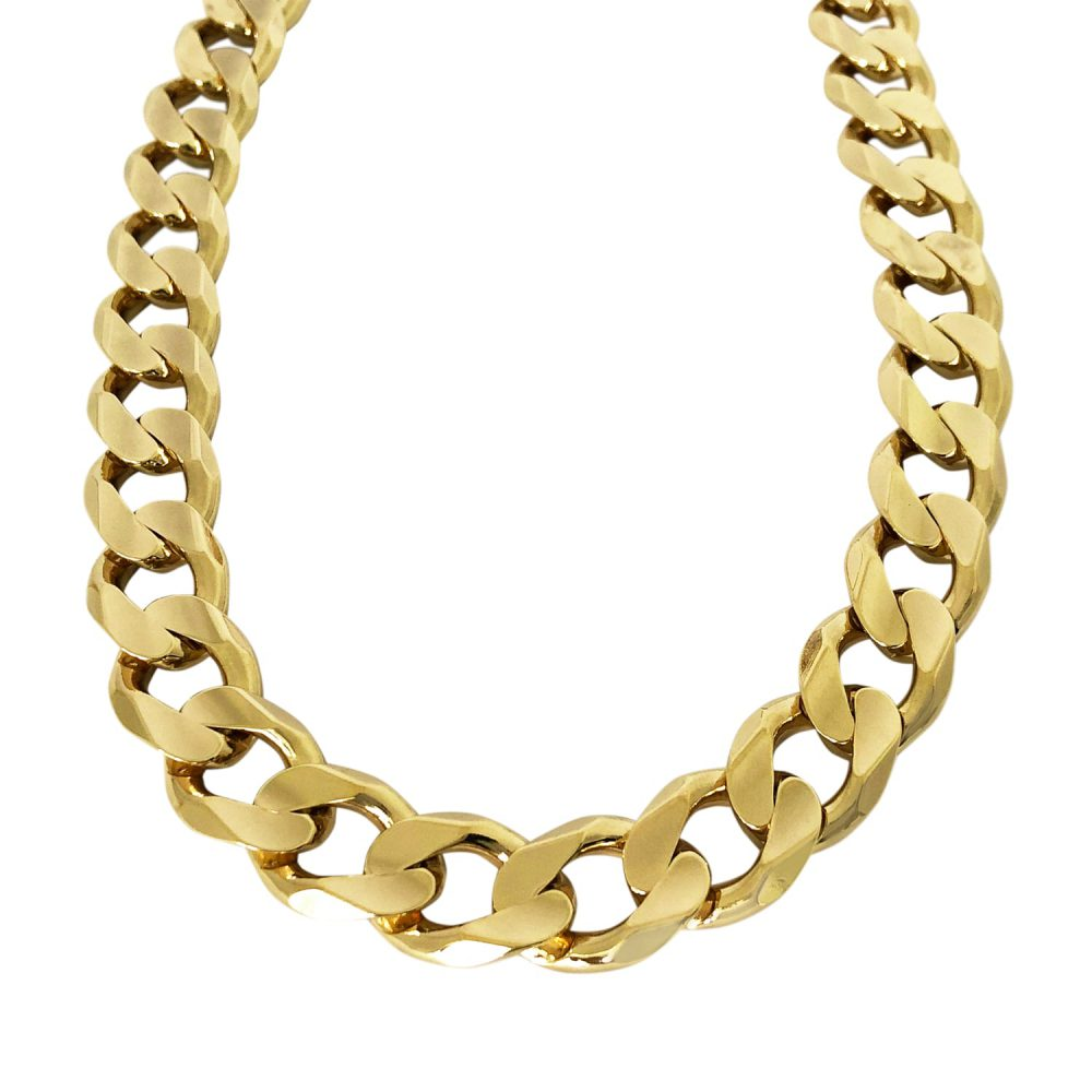 MINE Jewellery RIHANNA Kette Gold 1