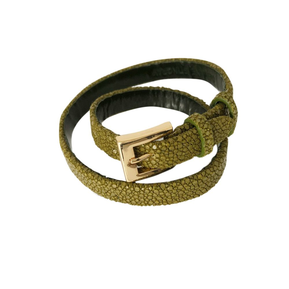 MINE Jewellery SWING Armband Kiwi 1